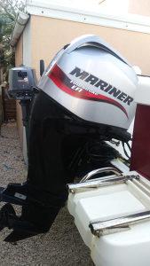 Vanbrodski motor 50 KS
