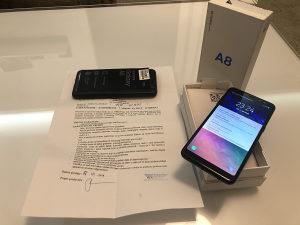 Samsung A8 2018 top ekstra stanje!