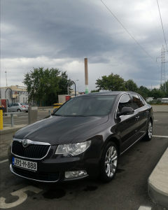 Škoda SuperB 2.0 TSI 200ks DSG FULL