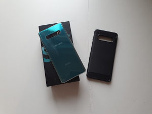 Samsung Galaxy S10+ Plus - Prism Green - DUOS - Full...