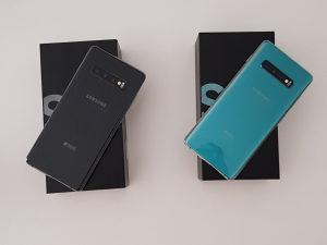 Samsung Galaxy S10+ Plus - Prism Black - DUOS - Full...