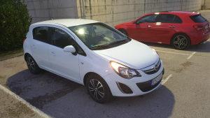 Opel Corsa facelift 1.3 cdti 55kw