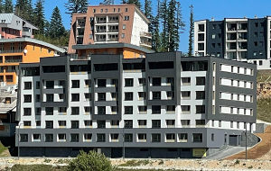 Dvosoban apartman Bjelašnica 46m2-A2 -USELJIVO!