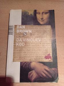 Da Vincijev kod knjiga
