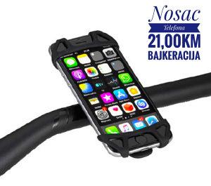 Nosac za mobitel na biciklu