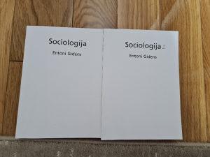 Sociologija Entoni Gidens