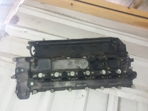 Deklo motora BMW e46
