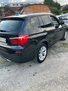 BMW X3 Xdrive 2.0d 31.12.2010 god.MOŽE ZAMJENA