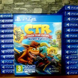CTR NITRO FUELED ps4 (PlayStation4 PS4)