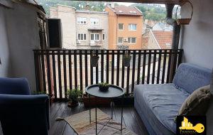 Topli dom u centru Sarajeva