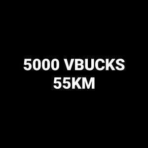FORTNITE 5000 VBUCKS - PC PS4 PS5 XBOX MOB