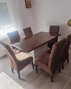 Sto i stolice, trpezariski sto