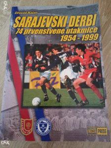 Sarajevski derbi - Dževad Kajan