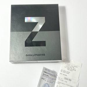 Samsung Galaxy Z FOLD 3 5G (danas kupljen 15.10)