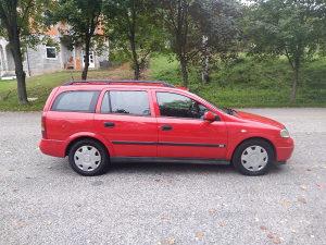 Opel Astra 2,0 dti Registrovana