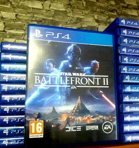 PS4 STAR WARS BATTLEFRONT2 igra