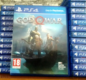 GOD of WAR sony ps4 igrice