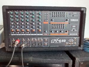 Mixetu yamaha EMX 640