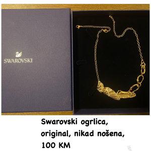 Swarovski ogrlica NOVA!