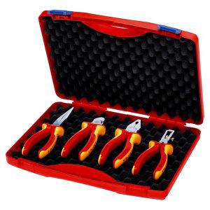 Knipex Garnitura Kliješta Electro/4 dijelna–00 20 15