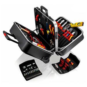 Knipex Garnitura Alata U Koferu 63 dijelna – 00 21 41