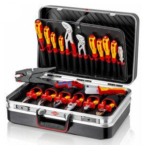 Knipex Garnitura Alata Electro 20 dijelna – 00 21 20