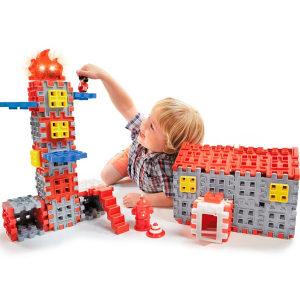 Puzzle za djecu - Little Tikes Fire House