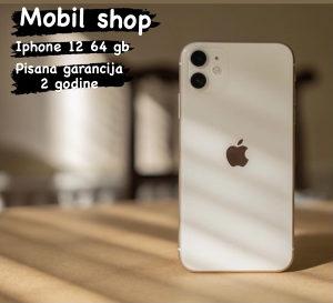 Iphone 12 64gb /KAO NOV
