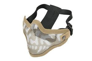 Airsoft Zastitna Maska za Lice TAN
