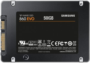 500GB SSD SAMSUNG EVO 860
