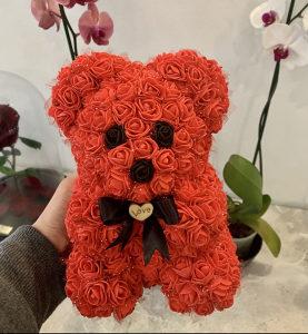 Medo od ruža, pokloni, Ruže, godišnjica,