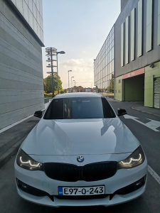 BMW GT 320d Grand Turismo M sport paket