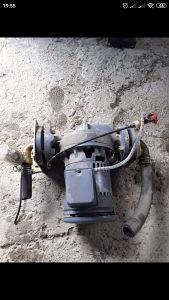 Uljna pumpa s elektro motorom