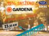 GRABLJE 32 CM COMBISYSTEM GARDENA 0317920