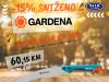 Gardena Vrtna pila zakrivljena 0873820