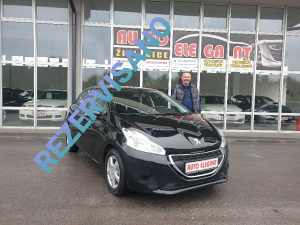 Peugeot 208 1.4 HDI 50kW model 2014 **121.000km**