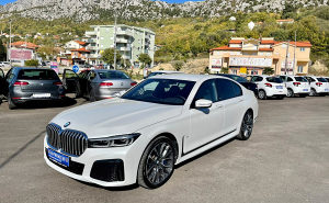 BMW 730d Xdrive M-Sportpaket Facelift model 2020