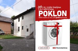 BAULAND/ Kuća na dva sprata u Sokolović Koloniji