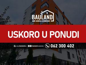 BAULAND/ Dvosoban stan novogradnja/ Otoka